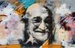 Gandhi by Claus Costa